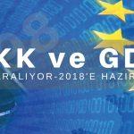 General Data Protection Regulation (GDPR) ve 6698 Sayılı Kişisel Verilerin Korunması Kanunu (KVKK)