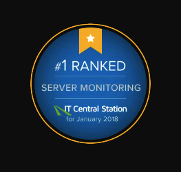 DX Infrastructure Manager Server Monitoring Awards 2018